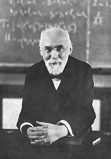 Hendrik Lorentz.