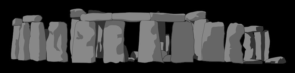 Free Stonehenge Clip Art.