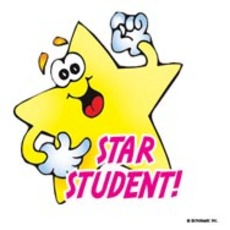 Clip Art Student Of The Week Clipart.