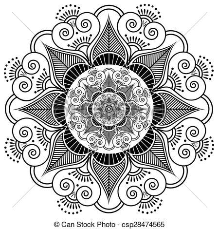 Henna tattoo Vector Clip Art Illustrations. 12,950 Henna tattoo.