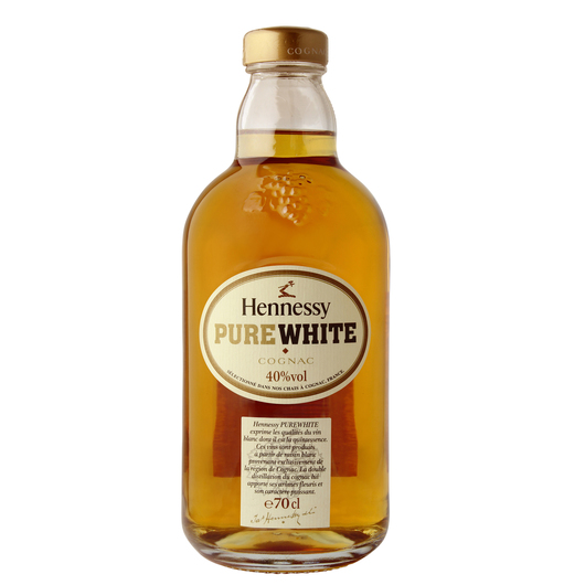 Hennessy Pure White Cognac.