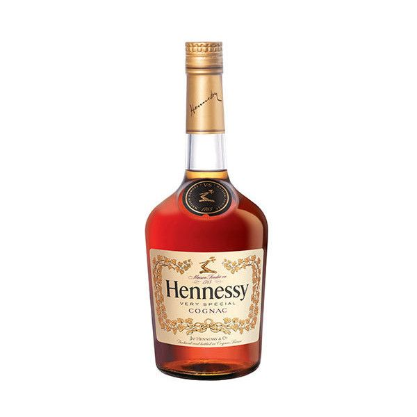 Hennessy VS Cognac 1.75L ($80) ❤ liked on Polyvore.