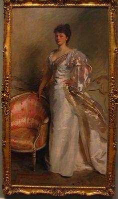 Portrait of Elisabeth.