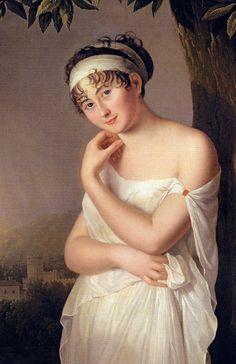 Modes et Manières du Jour no. 6 by Debucourt.