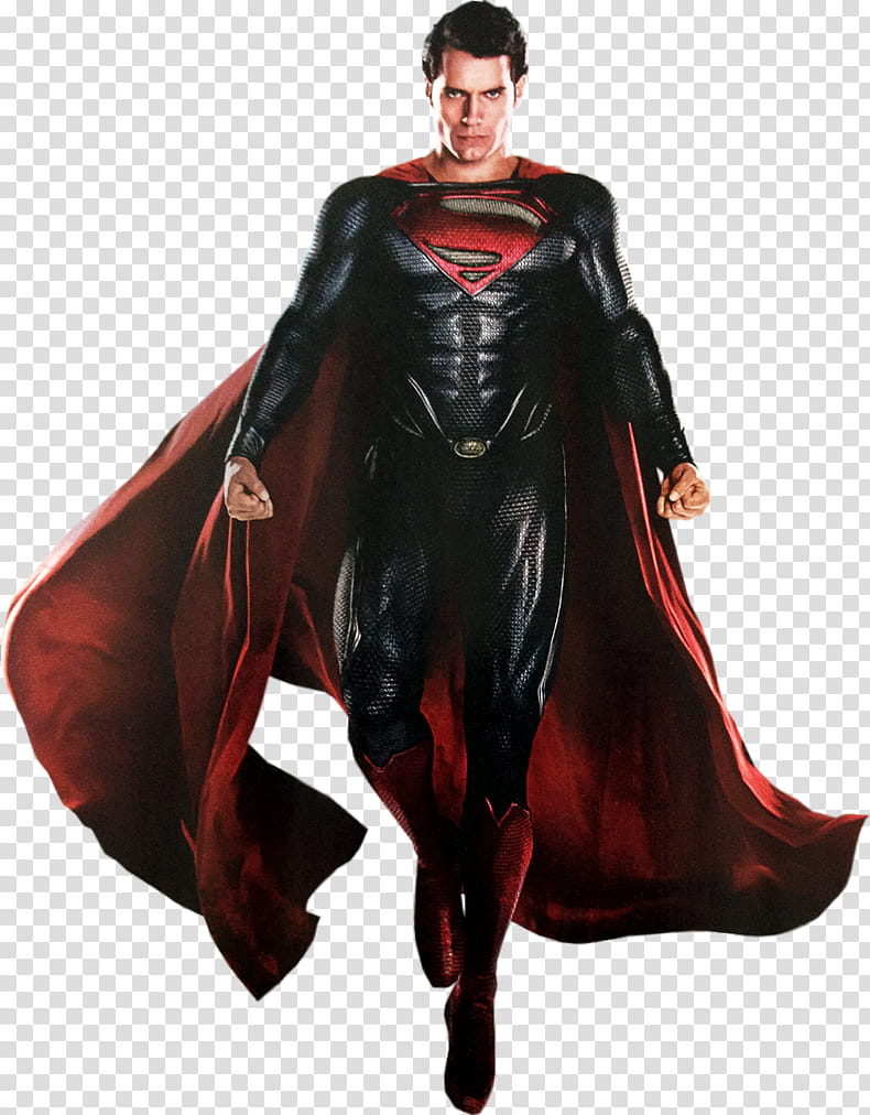 Henry Cavill Superman , Superman transparent background PNG.
