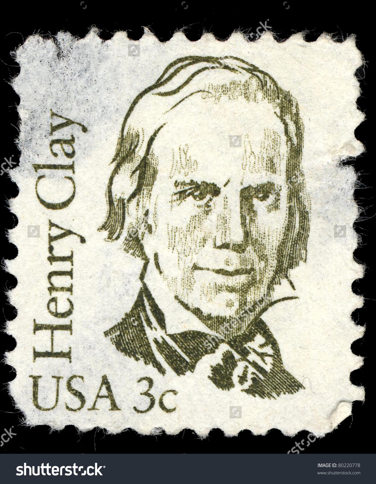 Usa Circa 1986 Stamp Printed Usa Stock Photo 80220778.
