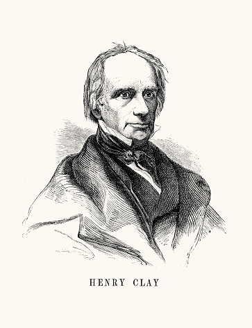 Henry Clay Clip Art Vector Images Illustrations