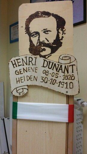 Henry Dunant.