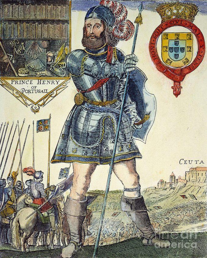 Prince Henry The Navigator Clipart.