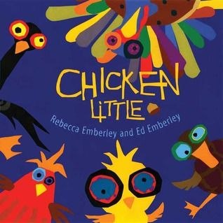 Different Versions of Chicken Little and Henny Penny to read and.