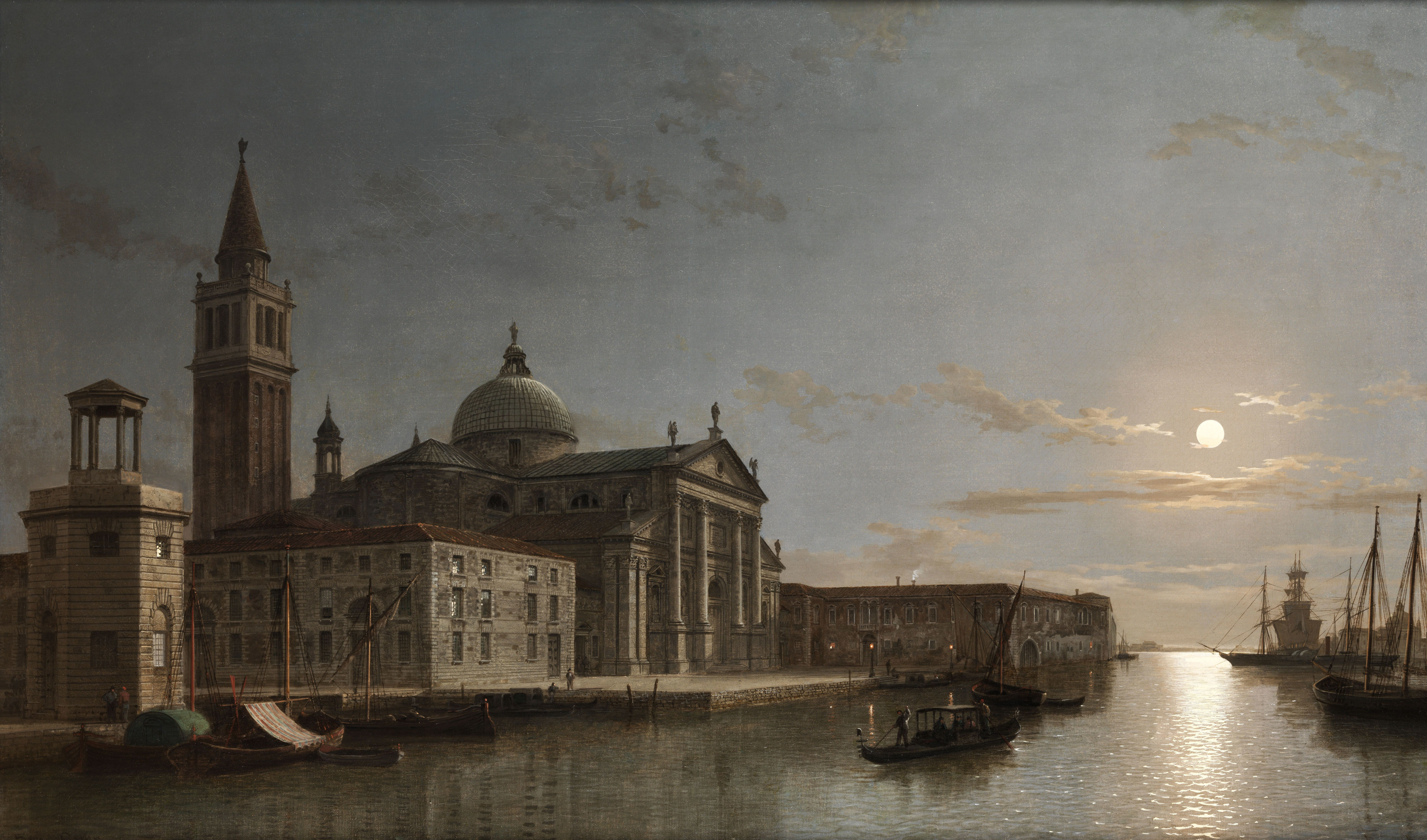 File:Henry Pether San Gorgio Maggiore im Mondschein.jpg.