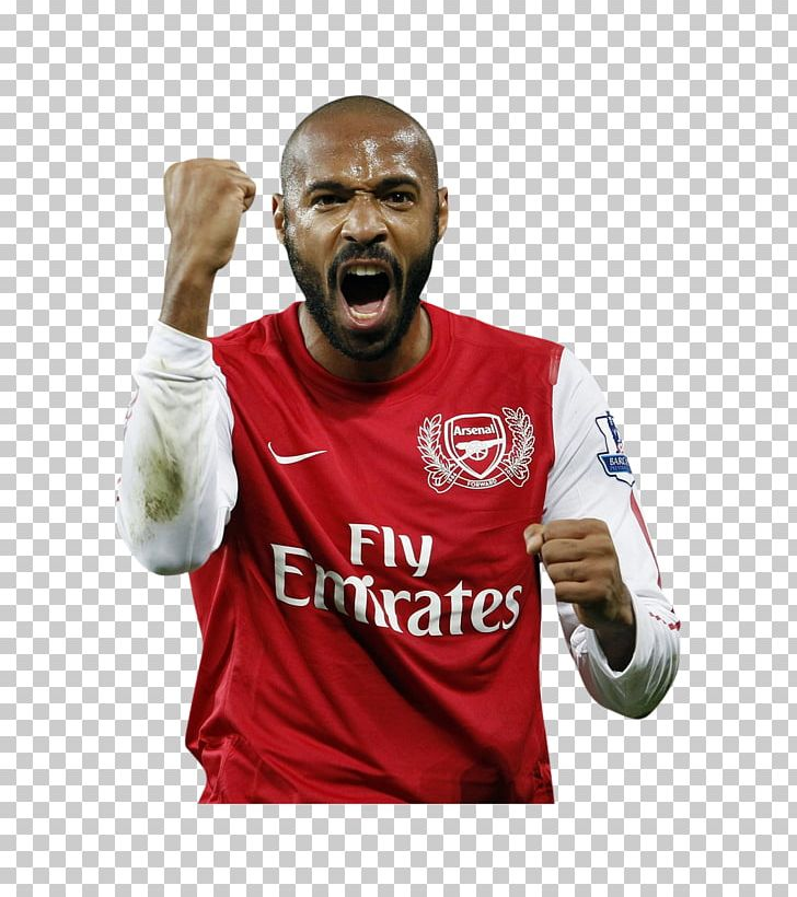 Thierry Henry Arsenal F.C. Premier League Golden Boot Football.