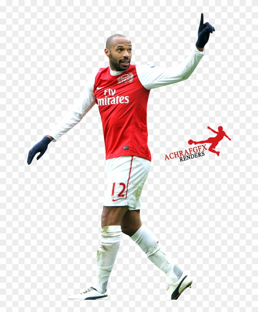 Thierry Henry Png.
