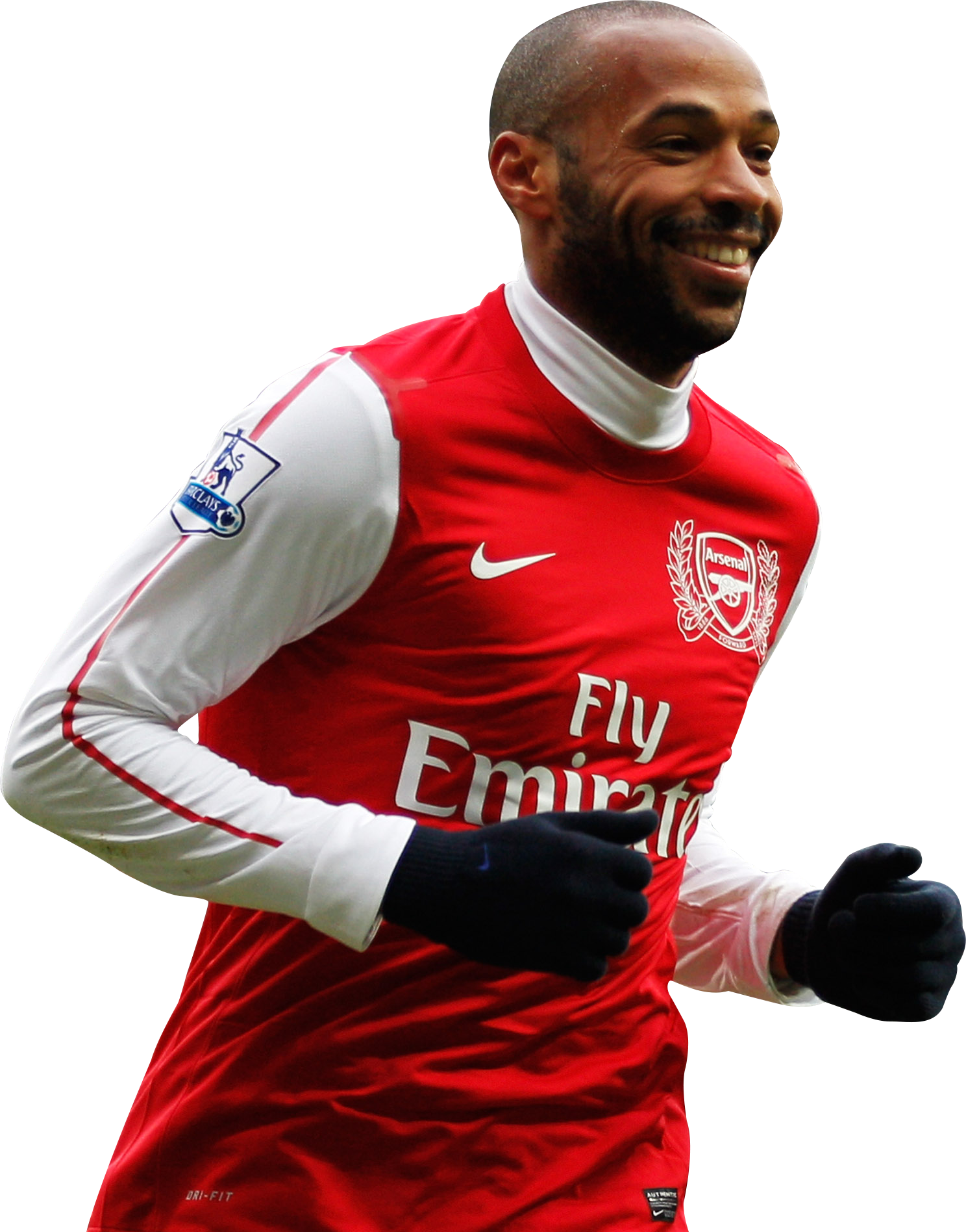 HD Thierry Henry Render.