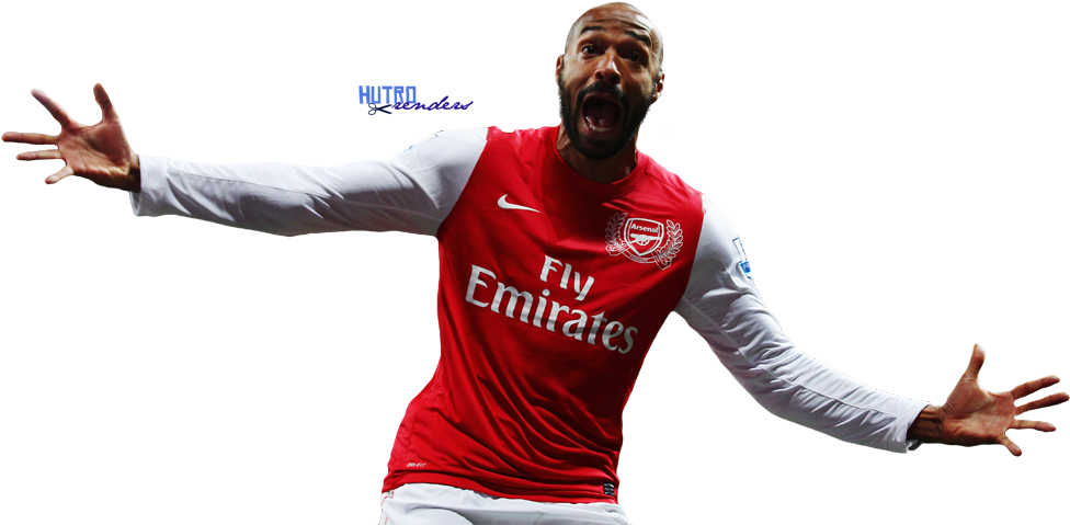 Download Thierry Henry Png.