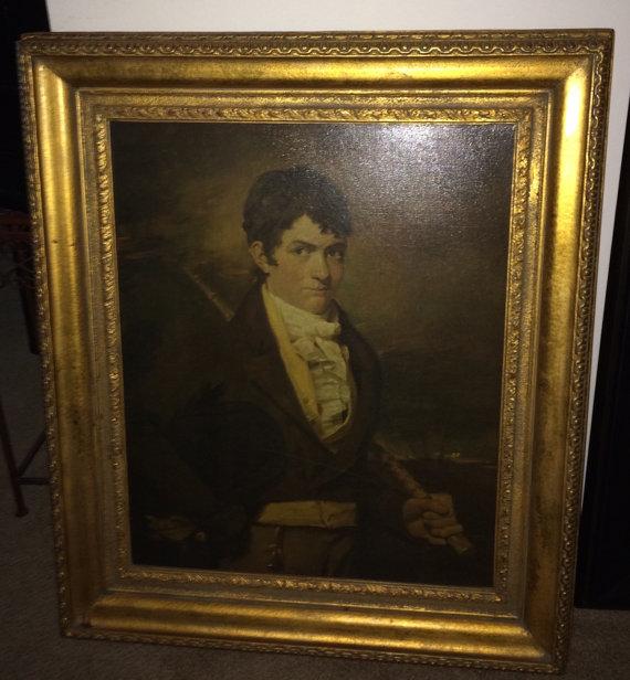 Charles Christie Sir Henry Raeburn Oil on Canvas Art by USANOW.