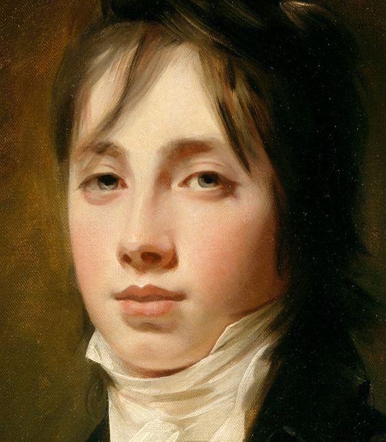 "detail from ""William Fraser of Reelig"" by Sir Henry Raeburn."