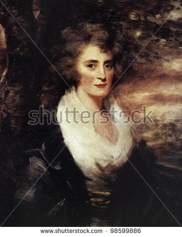 Antique Portrait Painting Stock Photos, Royalty.