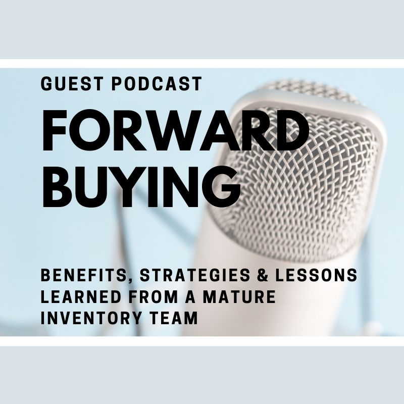 How To Create a Culture for Innovative Forward Buying.