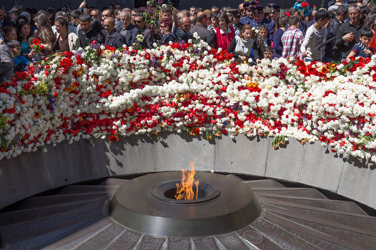 Armenian Genocide recognition.