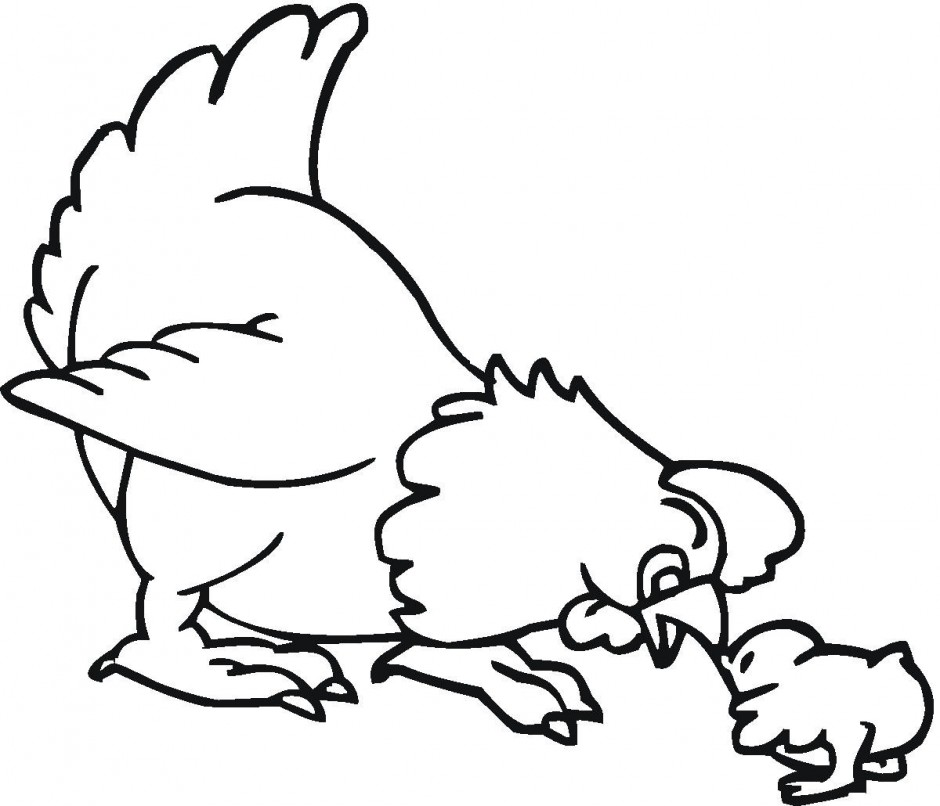 Baby Chick Clipart.