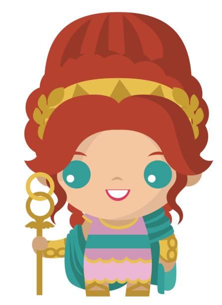 Best Hera Illustrations, Royalty.