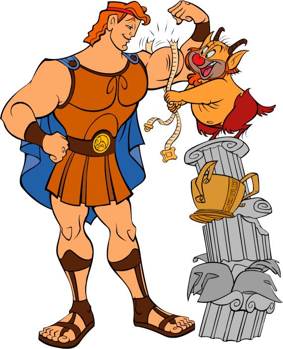 Hercules Clipart.