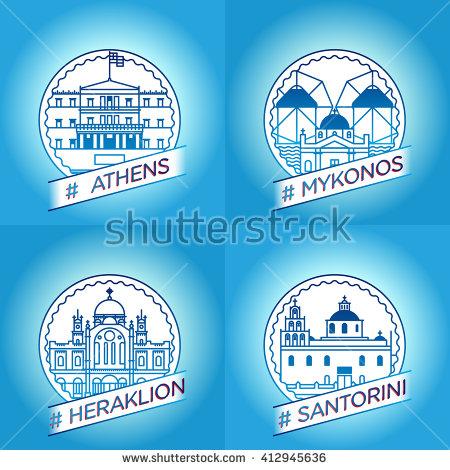 Heraklion Stock Vectors, Images & Vector Art.
