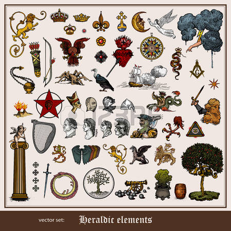 10,917 Heraldic Animal Stock Illustrations, Cliparts And Royalty.