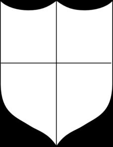 Heraldic cliparts.