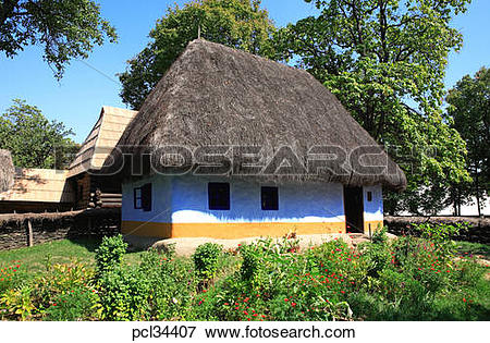 Picture of Bucharest, Parcul Herastrau, Village Museum pcl34407.