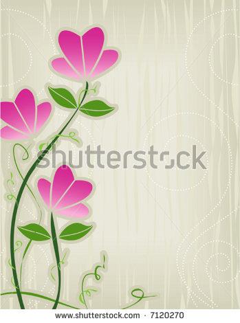 Clip Art Herbaceous Perennials Clipart.