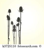 Herbage Clipart Vector Graphics. 252 herbage EPS clip art vector.