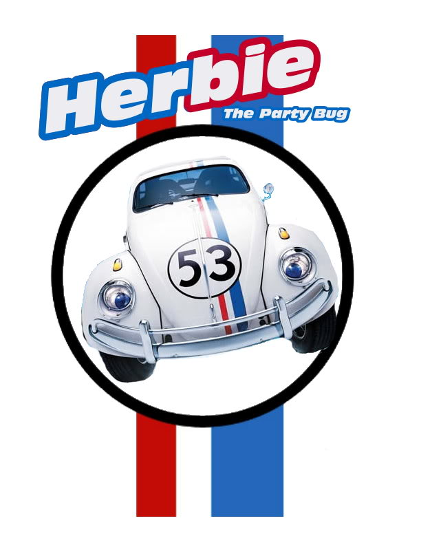 who can make me a herbie clip art?.