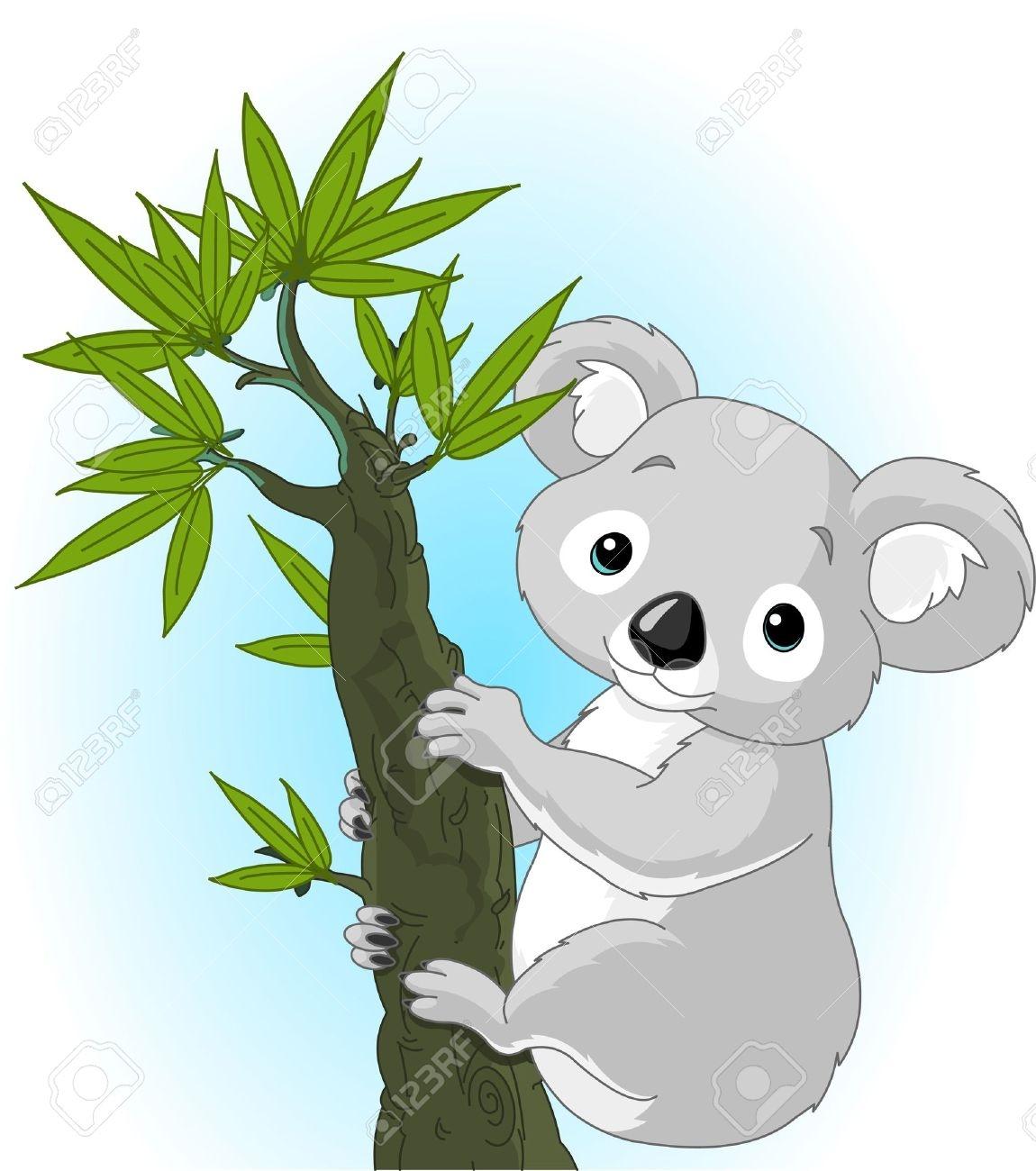 Clip Art of Herbivorous Animals.