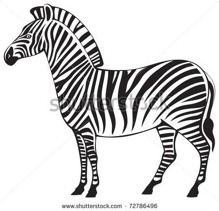 Clip Art Animals Black And White.