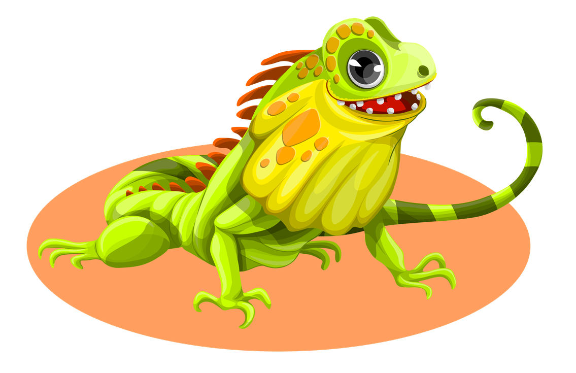 Free to Use & Public Domain Lizards Clip Art.