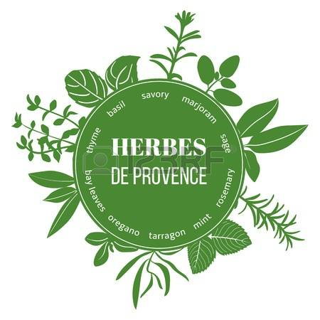 95 Traditional Provence Herbs Stock Illustrations, Cliparts And.