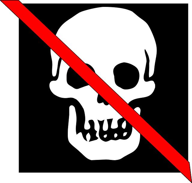 Free vector graphic: Danger, Deadly, Poison, Poisonous.