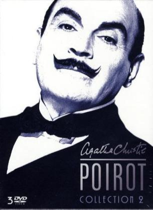 Agatha Christie's Hercule Poirot Collection, 4 DVDs. Vol.7.