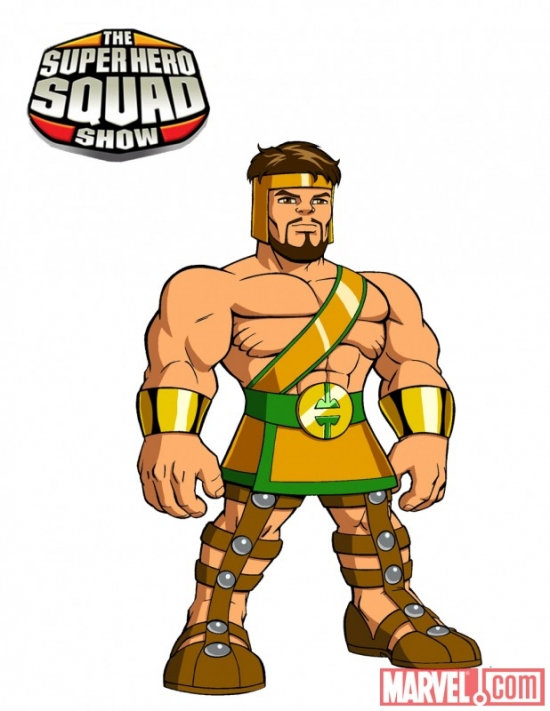 Hercules (Character).