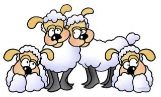 Similiar Clip Art Shepherd With Flock By Night Keywords.