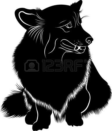 92 Herding Dog Stock Vector Illustration And Royalty Free Herding.