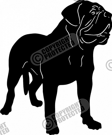 Free Sample Herding Dog Vinyl Ready Vector Image Download.