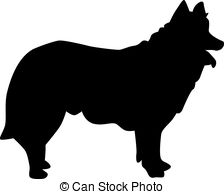 Herding dog Vector Clip Art Royalty Free. 93 Herding dog clipart.