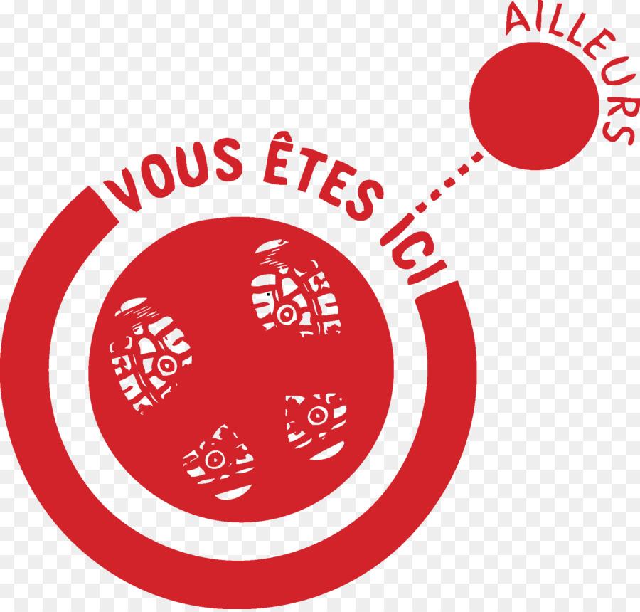 Vous êtes ici Logo Pictogram Brand Clip art.