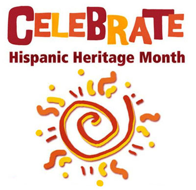 Hispanic Heritage Celebration Clipart.