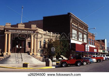 Stock Photography of Watertown, SD, South Dakota, Codington County.