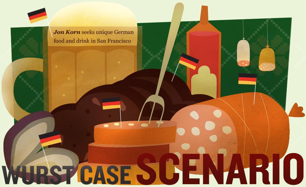 Wurst Case Scenario — The Bold Italic — San Francisco.