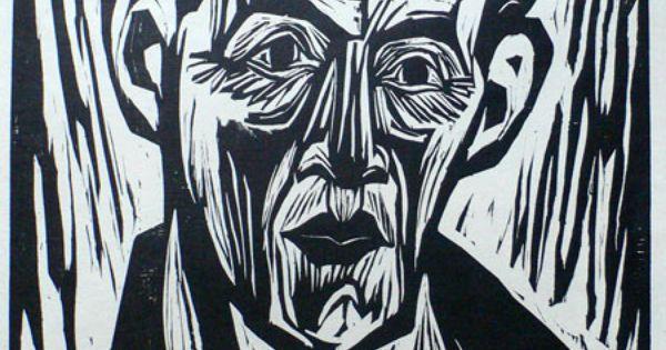 Portrait (Self.